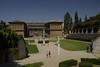 The amphitheatre in the Boboli Gardens, Palazzo Pitti.
