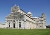 The Duomo Fascade, Pisa.