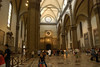 Inside the Duomo Dome, Florence.