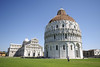 The Baptistry, Pisa.