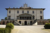 Medici Villa in Poggio. Built for lorenzo the Magnificant in 1480.