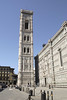 The Campanile, Duomo, 276 ft, 414 steps to the top.