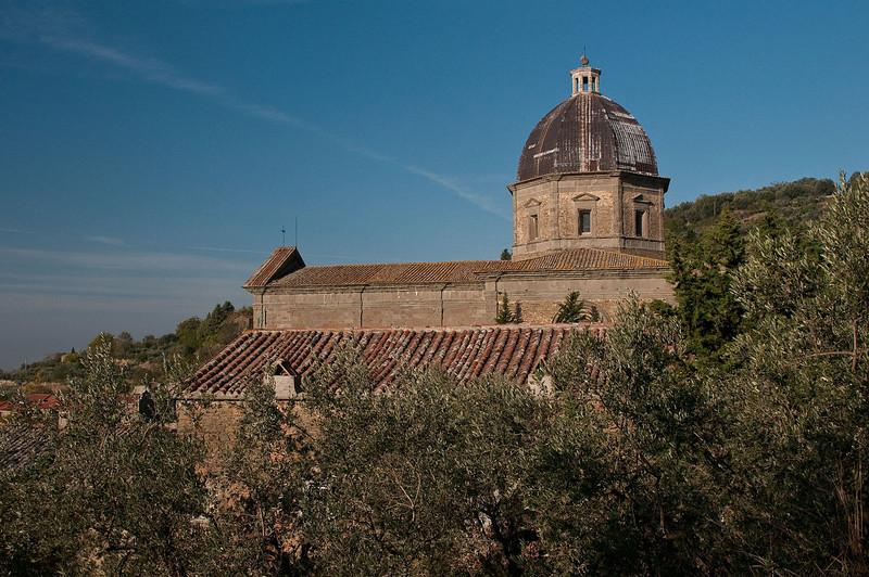 Church in Cortona.