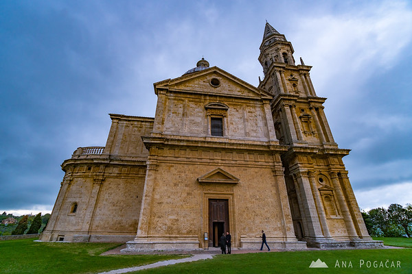 Church of San Biagio in Montepulciano