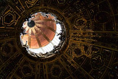 Duomo Siena ceiling