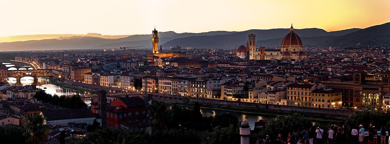 Florence Evening