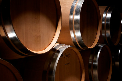 New FRENCH Oak, not that other stuff, for the Chianti Classico