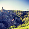 Sorano afternoon