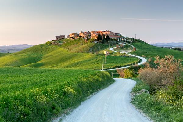 Mucigliani, Tuscany, Italy, 2016