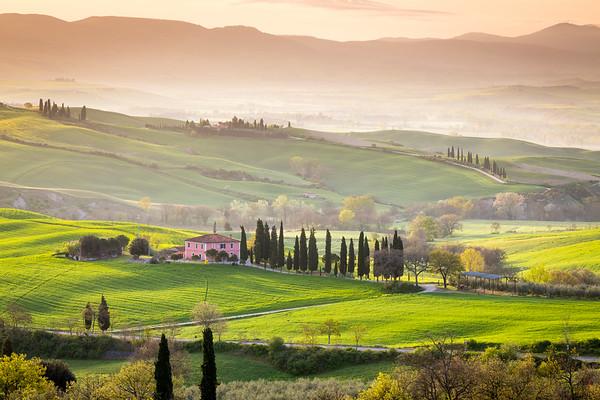 San Quirico d´ Orcia, Tuscany, Italy, 2016