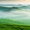 Morning in Crete Senesi