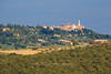 The famous hilltown of Pienza, Siena, Tuscany, Italy