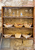 Shop display in Radda, Chianti region of Tuscany, Italy