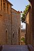 Street scene, San Gimignano, Tuscany, Italy
