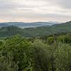 View from  Montestigliano, Italy