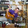 Wine store, Castelina in Chianti, Italy