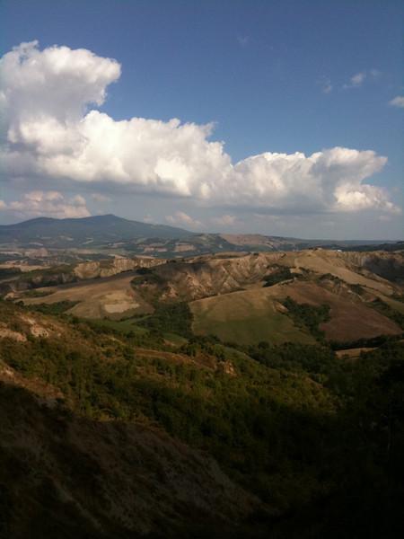LOTS of hills