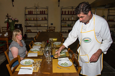 Good Tastes of Tuscany Cooking Class