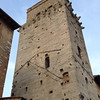 San Gimignano is another walled city.
