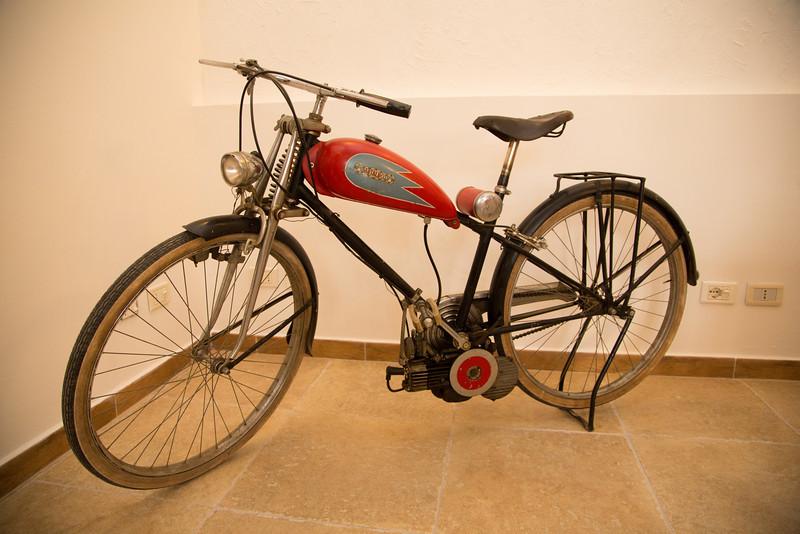 Bartalucci electric bicycle
