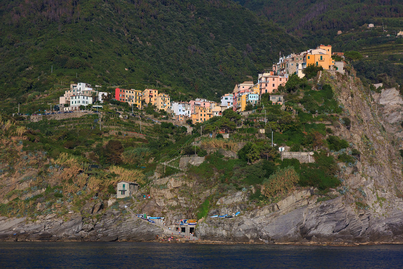 . . . and Corniglia on the way.
