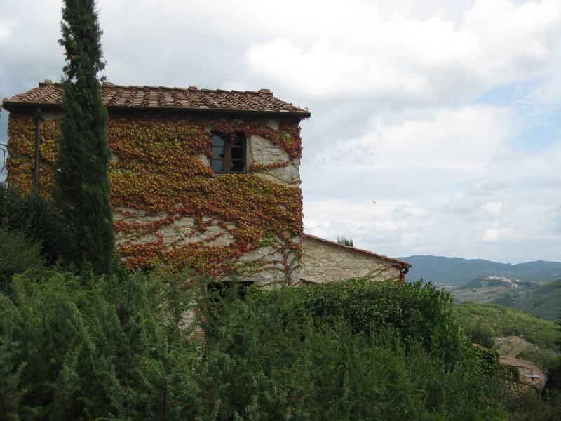 Lunch spot - Vescine - Il Relais del Chianti
