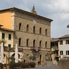 Piazza in Greve in Chianti.