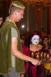 Rennaissance Banquet, Florence