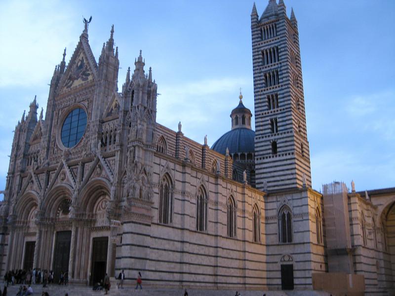 il Duomo in Siena