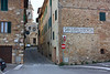 San Quirico is a walled city . . .