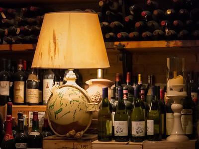 Hotel San Luca Wine Cellar, Cordona, Tuscany