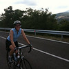We cycled approx 230 miles over 6 days