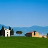 Chapel, Tuscany, Italy