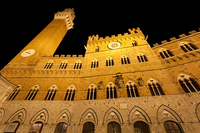 Tower in Siena
