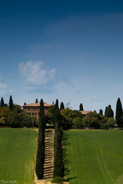 Countryside, Tuscany, Italy