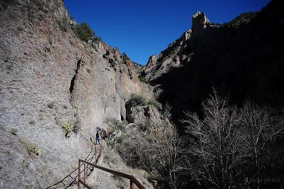 Catwalk National Recreation Trail