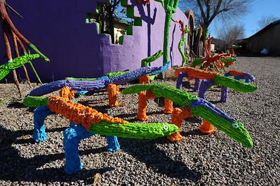 Art Gallery, Gila, New Mexico