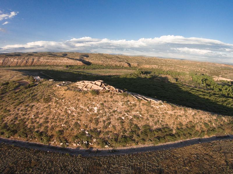 Tuzigoot and Surrounding Areas, 5/16 to 5/18/15