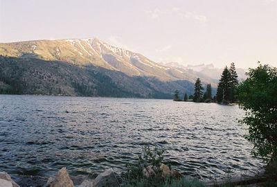 7/5/05 Lower Twin Lakes. Toiyabe National Forest, Eastern Sierras, Mono County, CA