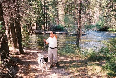 7/5/05 Robinson Creek near Lower Twin Lakes Campground. Toiyabe National Forest, E. Sierra, Mono County, CA