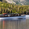 Sinopah - historic boat on Two Medicine Lake