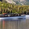 Sinopah - historic boat on Two Medicine Lake