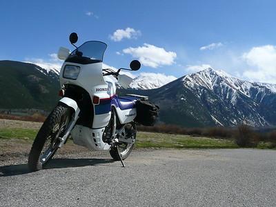 Honda xl 650