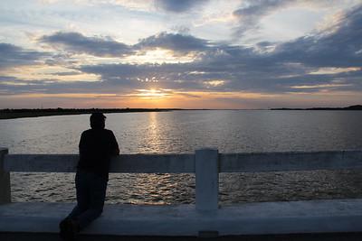 Tybee Island and Fort Pulaski Georgia