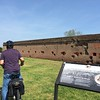 Fort Pulaski - seige by Federal Troops during Civil war
