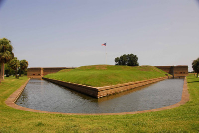 The following pictures are from the Fort Pulaski Civil War site just west of Tybee Island