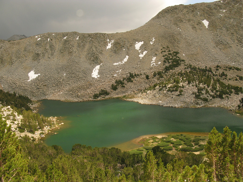 Tyee Lake 4 (highest)