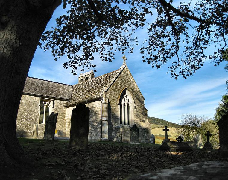 St. Mary's Church, Tyneham.