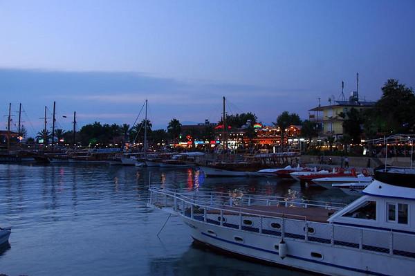Båthavn..