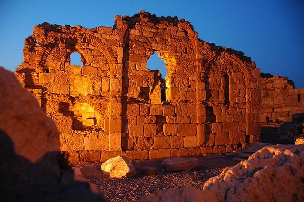Gamle ruiner